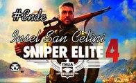 SNIPER ELITE 4: ITALIA I Gameplay German (Deutsch) I Mission: INSEL SAN CELINI I ENDE (no commentary)