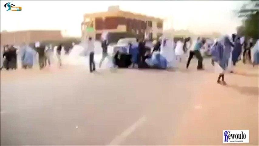 Mauritanie Affrontements violents à Nouakchott entre négro mauritaniens et maures