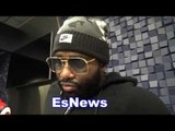Adrien Broner - If Manny Pacquiao Wants 20 Million He Should Fight Adrien Broner EsNews Boxing