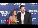 """Bill Romanowski at """"Jack and Jill"""" Premiere Red Carpet ARRIVALS"""