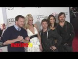 Cast of WUSS at CARNAGE Gala Screening AFI FEST 2011 Arrivals