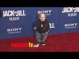 "Verne Troyer at ""Jack and Jill"" Premiere Red Carpet ARRIVALS"