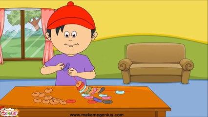 kids videos|Vertebrates and invertebrates animals for children learning|Kids HD video cartoons