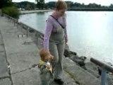 ballade au bord du lac