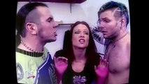 WWE - Matt Hardy vs Jeff Hardy Special Referee Lita