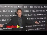 """Wes Studi at """"Hell on Wheels"""" Premiere Arrivals"""