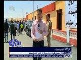 غرفة الأخبار | بمناسبة أعياد تحرير سيناء إفتتاح قرية الخربة بمركز بئر العبد