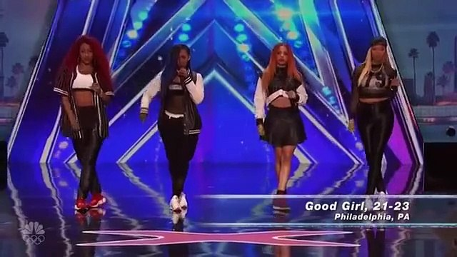 Americas Got Talent 2016 - Good Girl Sin