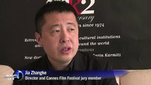 Cannes ese director Jia Zhangke