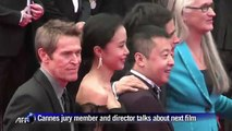 Cannes Interviedirector Jia Zhangke