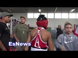 Fernando Vargas Clowns Conor McGregor He Wont Even Touch Floyd Mayweather EsNews Boxing