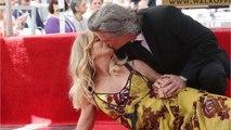 Kurt Russell, Goldie Hawn Grab Hollywood Stars