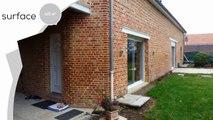 A vendre - Maison/villa - Hattencourt (80700) - 3 pièces - 110m²