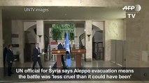 Aleppo evacuation means battle ess cruel_UN[2]
