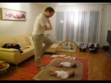 Funny Babys Like DAD,Likes babys + {WhatsApp Videos + Latest Funny Videos Clips Of The Year]