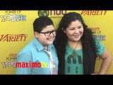 Rico Rodriguez and Raini Rodriguez at Variety's 5th Annual Power of Youth ARRIVALS