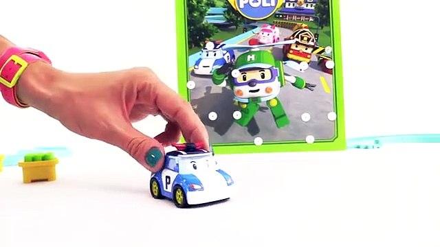 Robocar Poli_ NEW Rescue Team Toys HQ Toy (Bbu