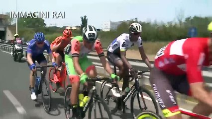 Giro d'Italia - Stage 1 - Highlights