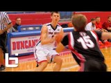 His Game Resembles A Young Klay Thompson? Matthew McQuaid Ballislife Summer Mix!