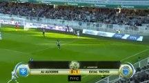 Karim Azamoum Goal HD - Auxerre 0-1 Troyes 05.05.2017