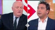 C à Vous : échanges tendus entre François Asselineau et Patrick Cohen