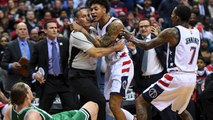 Wizards' Kelly Oubre Jr. talks about ejection
