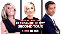 CNEWS - Bande Annonce Présidentielle 2017 - Soirée électorale 2nd Tour (2017)