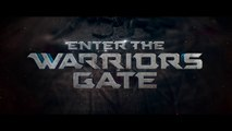 ENTER THE WARRIORS GATE (2017) Trailer - HD