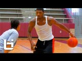 """6'4"""" Marcus Smart- Makes It Look TOO EASY!! Colleges TOP PG Running Through An Open Gym!"""