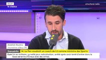 Le Clasico. Un coach de L1 ministre des sports de Marine Le Pen ?
