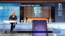 """""""Front républicain"""" : un rassemblement contre Marine Le Pen initié par BHL"""