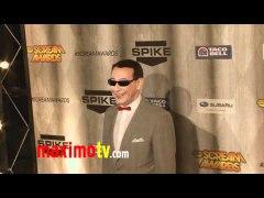 Paul Reubens PEE WEE HERMAN Spike TV s 2011 Scream