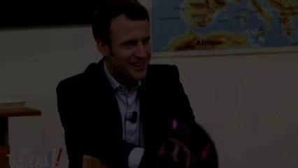 Classe Macron ® parodie