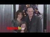 Jennifer Grey & Clark Gregg at REAL STEEL Los Angeles Premiere Arrivals