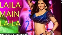 Laila Main Laila Full Song - Raees - Shah Rukh Khan & Sunny Leone - Laila Arriving on Live Now -Dailymotion