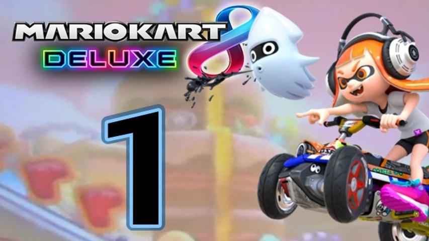 Lets Play - Mario Kart 8 Deluxe [01] Unser erstes Rennen