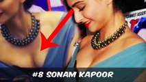 bollywood actress oops moments 2017 &2016 Bollywood Unseen Images_ Bollywood Oops Moments 2016_The Facts -