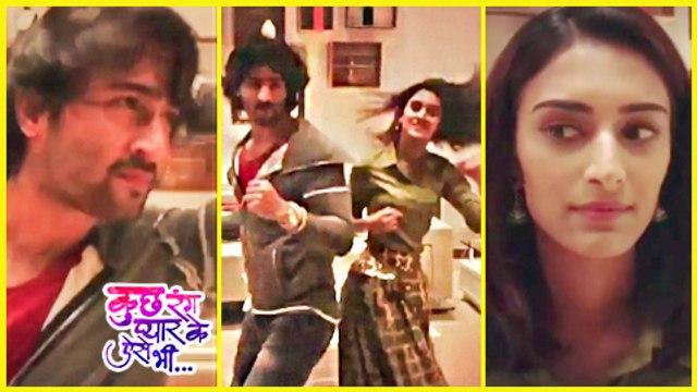 Shaheer Sheikh and Erica Fernandes Madness   Kuch Rang Pyar Ke Aise Bhi - कुछ रंग प्यार के ऐसे भी