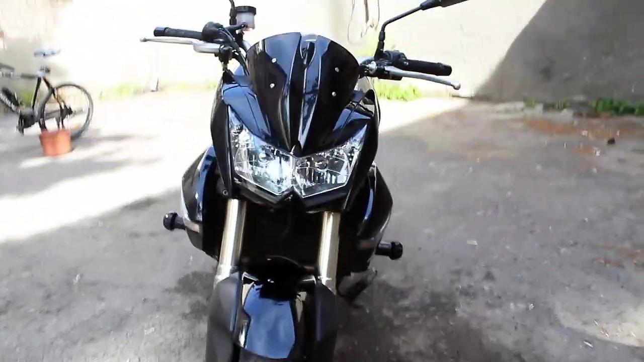 Kawasaki z1000 LeoVin