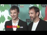 "Matt Stone and Trey Parker ""South Park"" 15th Anniversary Party Arrivals"