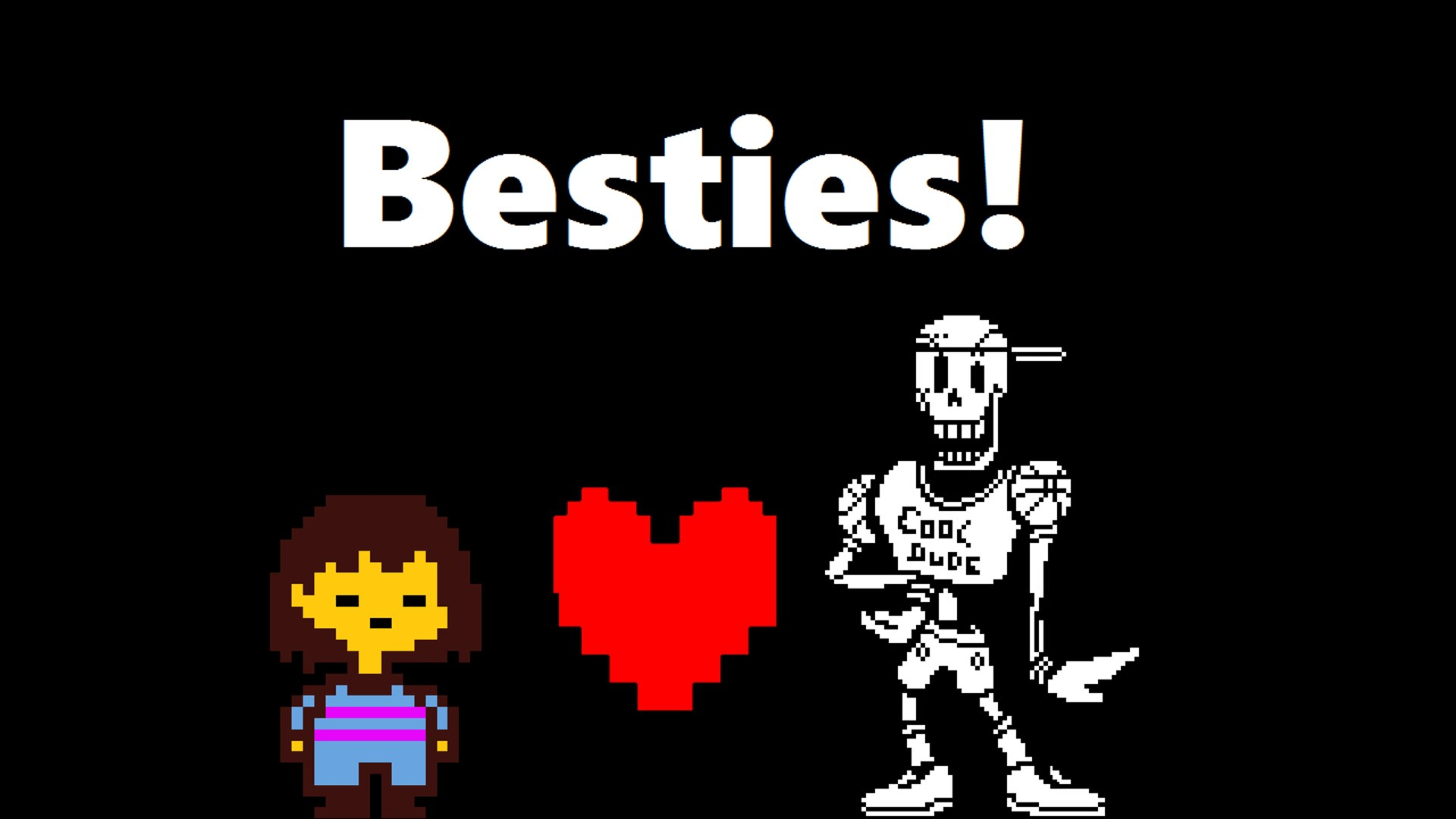 Best Friends! - Undertale Playthrough pt 5 (Gameplay/Let's Play)