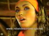 Rebelde-RBD-Mia y Miguel hablan despues del beso