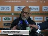 (J36) Laval 1-3 Tours, les réactions