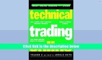 FREE [DOWNLOAD] Technical Trading Online Trader X. Pre Order[PDF]  Technical Trading Online Trader
