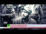 RIP Fidel: Cuba's longtime leader dies at 90