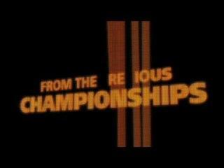 2008 IWAS Wheelchair Rugby European Champs - Trailer