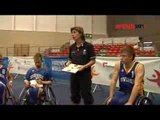 Swedish Wheelchair Basketball Team (Paralympic Sport TV)