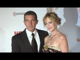 Antonio Banderas and Melanie Griffith at 2011 Alma Awards