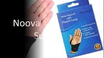 Wrist Brace With Thumb Stabilizer