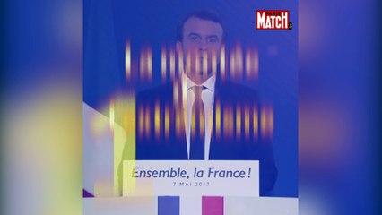 Emmanuel Macron, un discours et cinq points